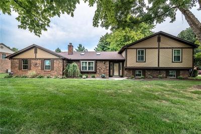 Single Family Home For Sale: 2607 Woodbluff Lane