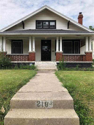 Springfield Single Family Home For Sale: 218 Southern Avenue