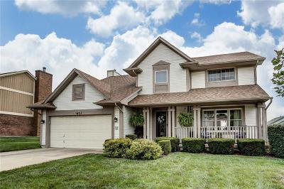 Springboro Single Family Home For Sale: 160 Park Lane