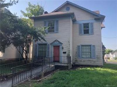 Springfield OH Multi Family Home For Sale: $79,000