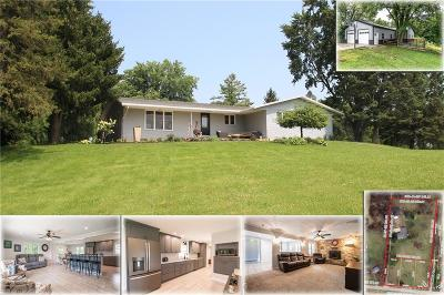 Single Family Home Active/Pending: 1372 Fairground Road
