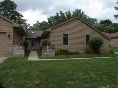 Vandalia Single Family Home For Sale: 2009 Old Falls Drive
