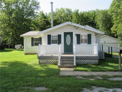 Urbana Single Family Home For Sale: 535 Water Street