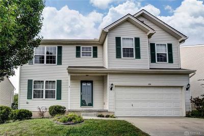 Fairborn Single Family Home For Sale: 454 Kreider Drive
