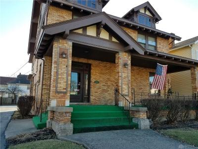 Middletown Single Family Home For Sale: 2024 Central Avenue