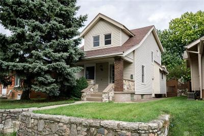 Dayton OH Single Family Home For Sale: $97,900