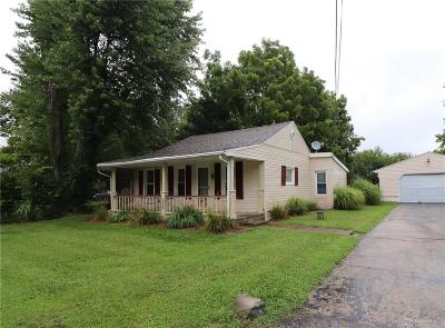 Brookville Single Family Home Active/Pending: 4598 Battery Street