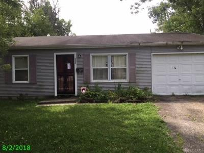 Dayton Single Family Home For Sale: 5348 Gardendale Avenue