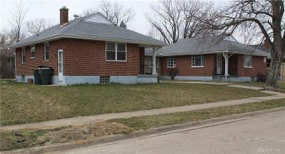Dayton OH Multi Family Home For Sale: $60,000