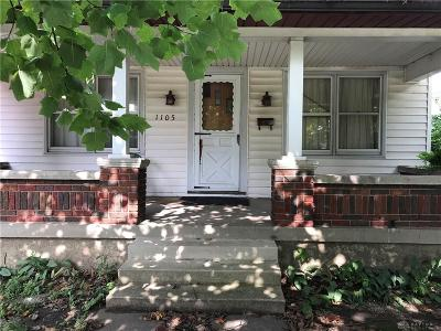 Middletown Single Family Home For Sale: 1105 Catalpa Drive