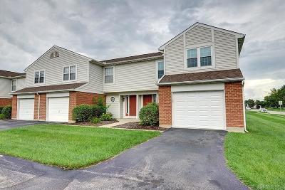 Fairborn Condo/Townhouse For Sale: 1503 Eagle Highlands Drive