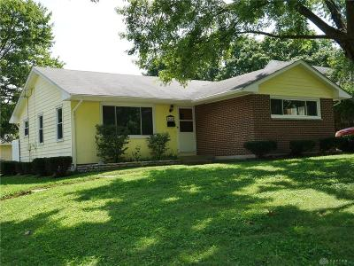 Dayton Single Family Home For Sale: 2600 Oakley Avenue