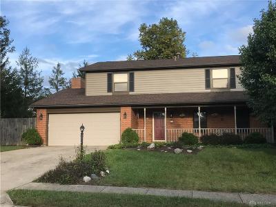 Springboro Single Family Home For Sale: 20 Brookfield Court