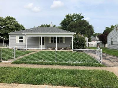 Fairborn Single Family Home Pending/Show for Backup: 153 Fitchland Drive