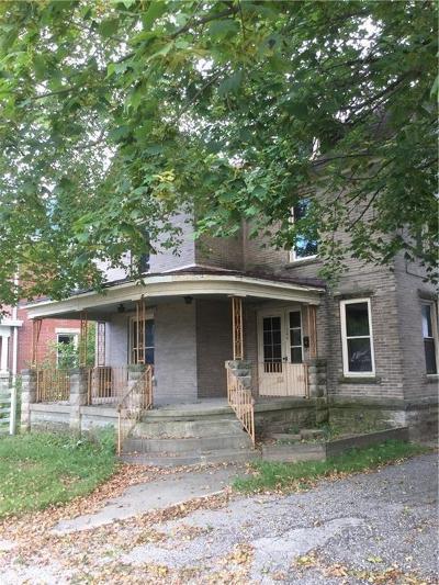 West Milton Single Family Home For Sale: 144 Miami Street