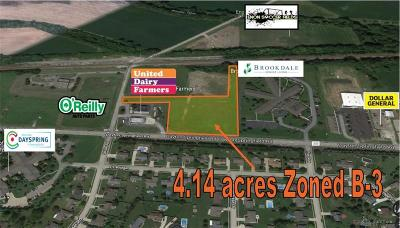 Fairborn Commercial For Sale: 7910 Dayton Springfield Road
