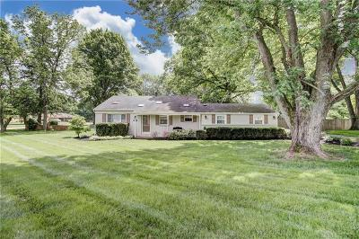 Centerville Single Family Home For Sale: 5428 Marshall Road