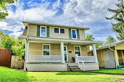 Dayton OH Single Family Home For Sale: $99,900