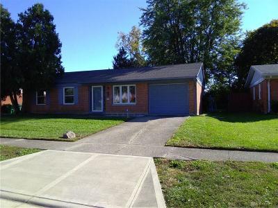 New Carlisle Single Family Home For Sale: 404 Flora Avenue