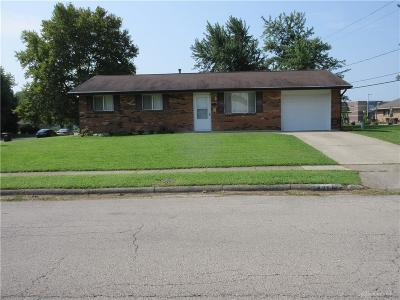 Xenia Single Family Home For Sale: 1436 Commonwealth Drive