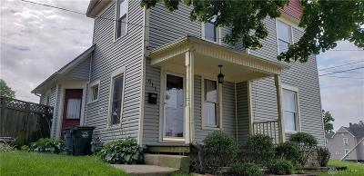 Troy Single Family Home For Sale: 611 Plum Street