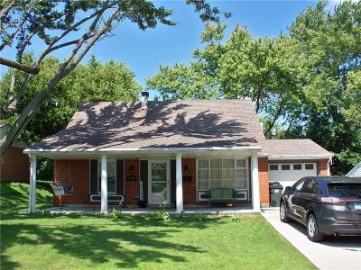 Englewood Single Family Home Active/Pending: 618 Morning Glory Lane