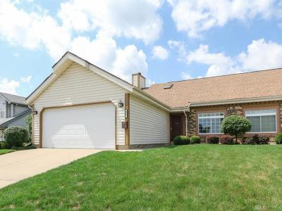 Vandalia Single Family Home Active/Pending: 857 Attica Street