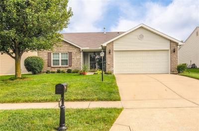 Springboro Single Family Home Active/Pending: 40 Brookwood Court