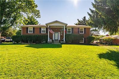 Kettering Single Family Home For Sale: 4908 Ackerman Boulevard