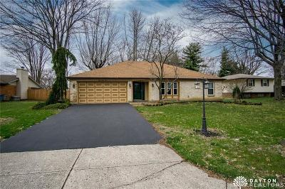 Centerville Single Family Home For Sale: 895 Kentshire Drive