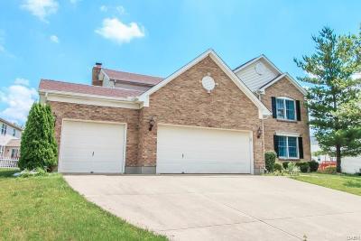 Springboro Single Family Home For Sale: 20 Lexington Court