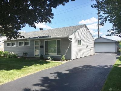 Vandalia Single Family Home Active/Pending: 320 Marview Avenue