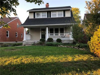 Montgomery County Single Family Home For Sale: 229 Orchard Drive