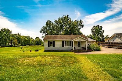 Dayton Single Family Home For Sale: 5970 Dayton Farmersville Road