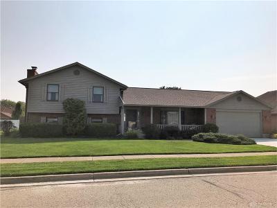 Brookville Single Family Home For Sale: 563 Flanders Avenue
