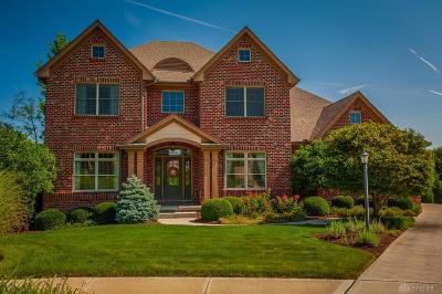 Beavercreek Single Family Home Active/Pending: 2596 Patrick Henry Drive