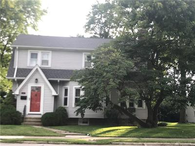 Troy Single Family Home For Sale: 1110 Main Street