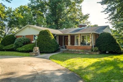 Beavercreek Single Family Home For Sale: 2058 Fairknoll Drive