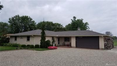 Brookville Single Family Home For Sale: 12335 Air Hill Road