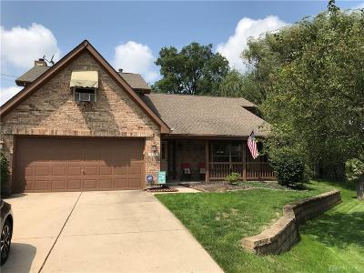 Vandalia Single Family Home For Sale: 627 Cassel Creek Drive