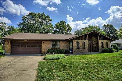 Beavercreek Single Family Home For Sale: 2078 Northern Drive