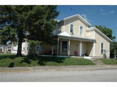 Brookville Multi Family Home For Sale: 402 Main Street