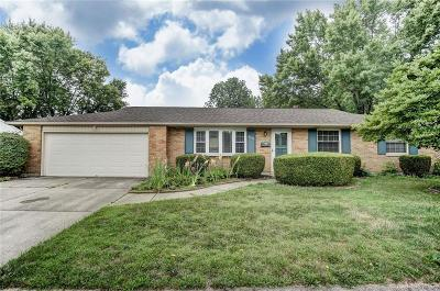 Clayton Single Family Home Active/Pending: 4606 Seville Drive