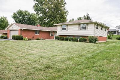 Kettering Single Family Home For Sale: 2240 Brookpark Drive