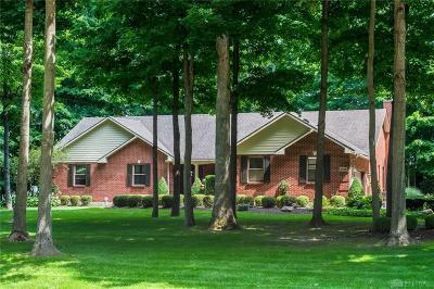 Single Family Home For Sale: 4410 Oakwood Road
