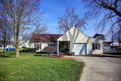 Vandalia Single Family Home For Sale: 103 Skyview Drive