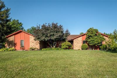 Beavercreek Single Family Home For Sale: 2321 Spicer Drive