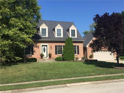 Springboro Single Family Home Active/Pending: 355 Saint James Place