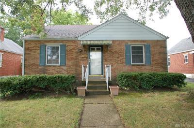 Oakwood Single Family Home For Sale: 424 Claranna Avenue