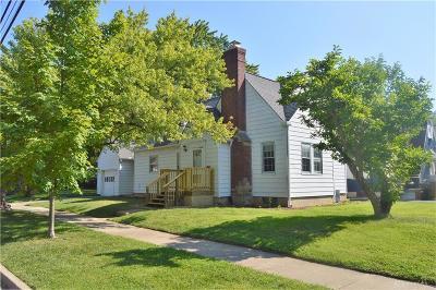 Oakwood Single Family Home Active/Pending: 1818 Hathaway Road